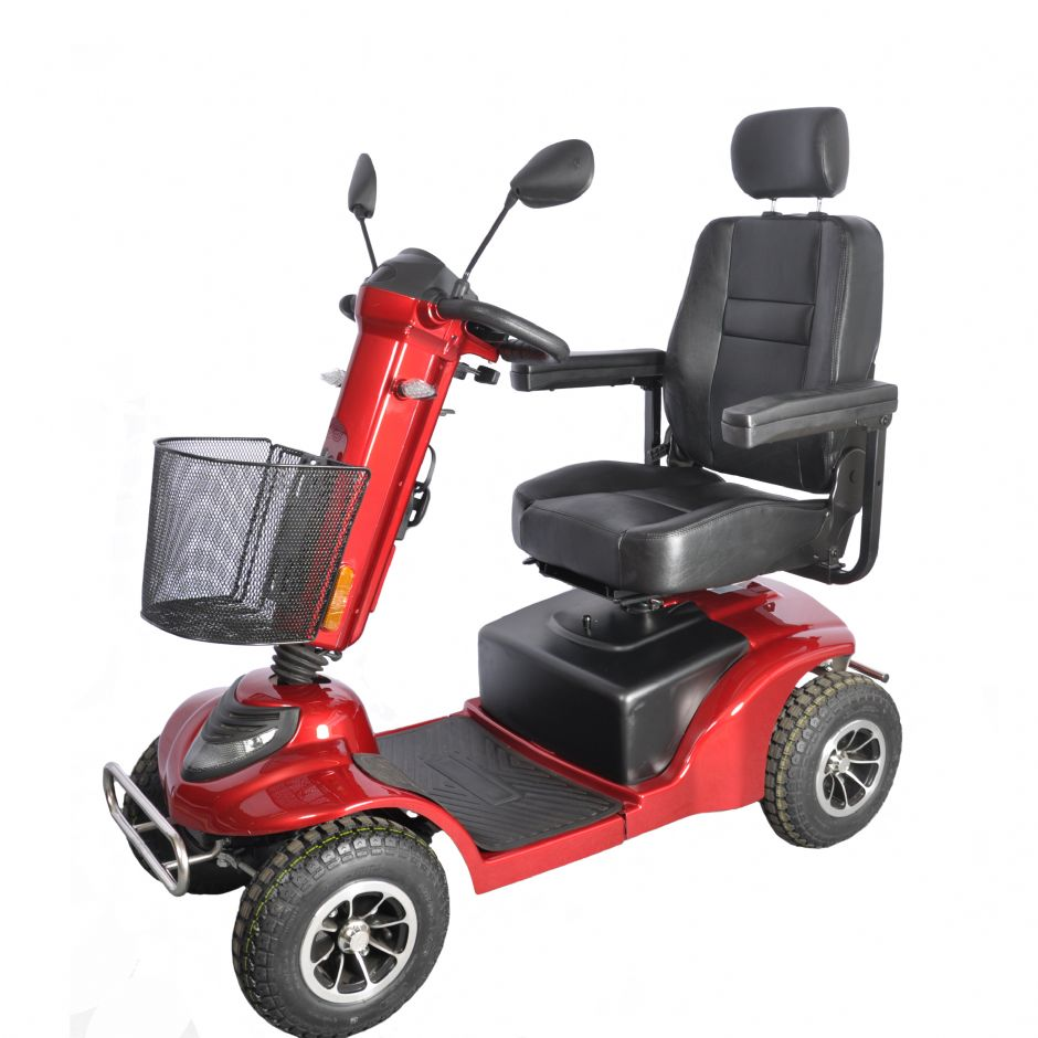 brugt el kørestol